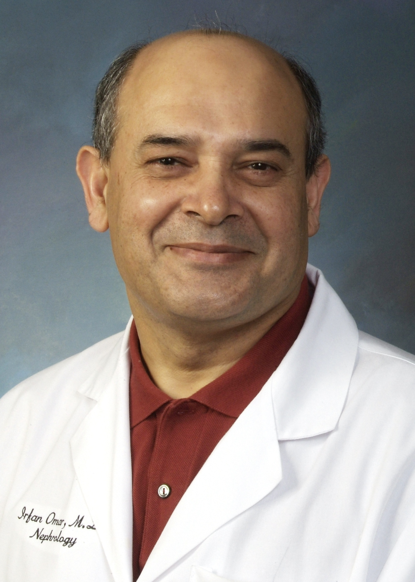 Dr. Irfan Omar-Medical Director, Lahser Dialysis